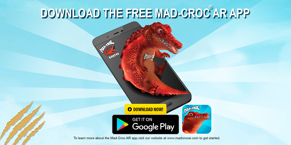 Mad Croc Homepage I Mad Croc Energy Drink And Gum