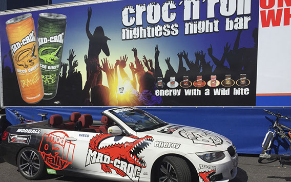 Promotions I Mad Croc Energy Drink And Gum