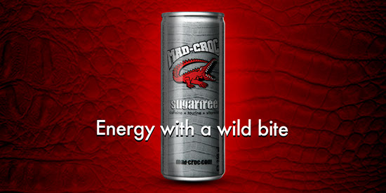 Mad Croc Energy Drink I Mad Croc Energy Drink And Gum