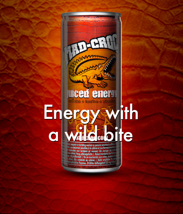 Mad Croc Story I Mad Croc Energy Drink And Gum